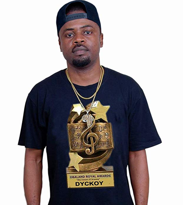 Dyckoy (Dancehall|Rapper|Producer|Reggae and Afrobeat singer)