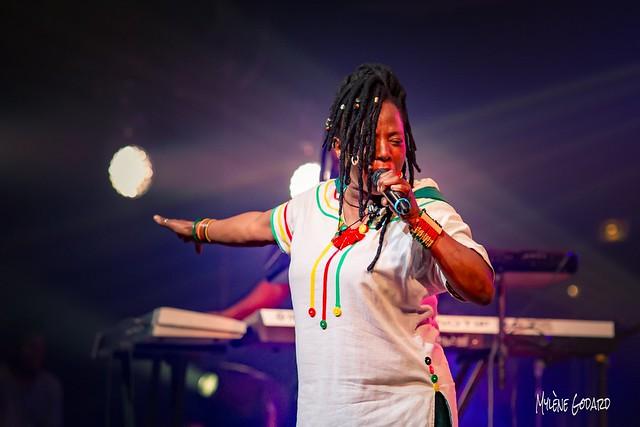 Sister Phumi (Reggae Musician)